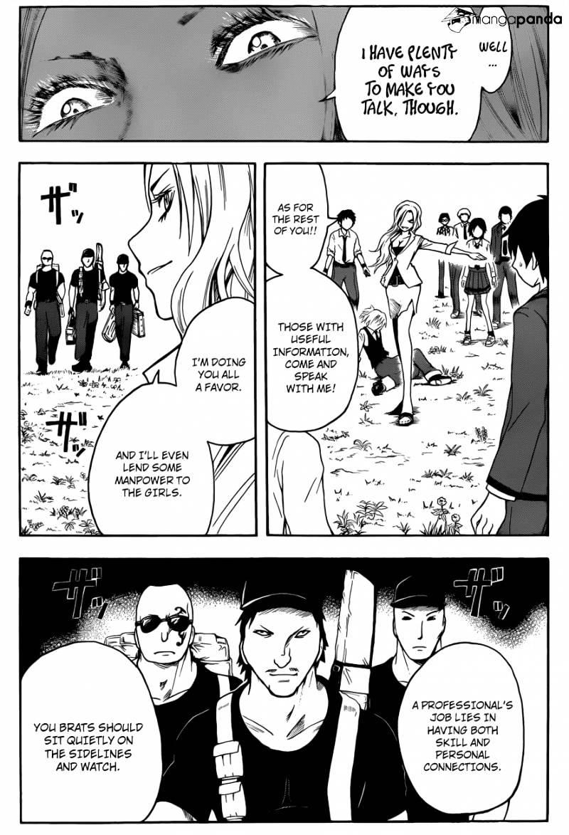 Ansatsu Kyoushitsu Chapter 8  Online Free Manga Read Image 18