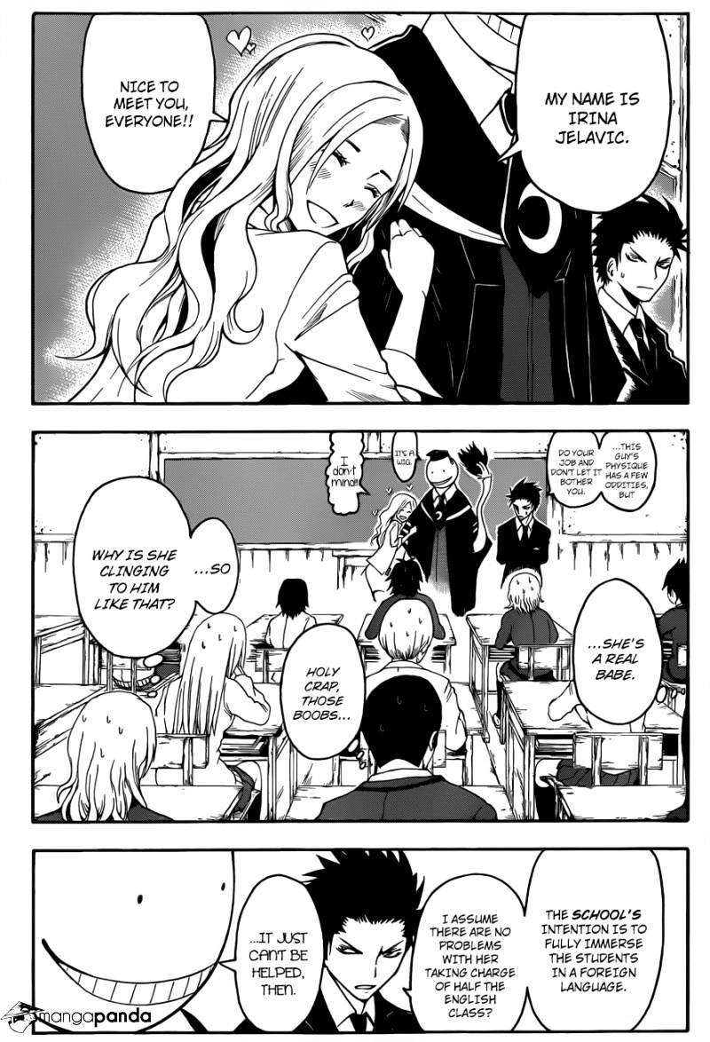 Ansatsu Kyoushitsu Chapter 8  Online Free Manga Read Image 7