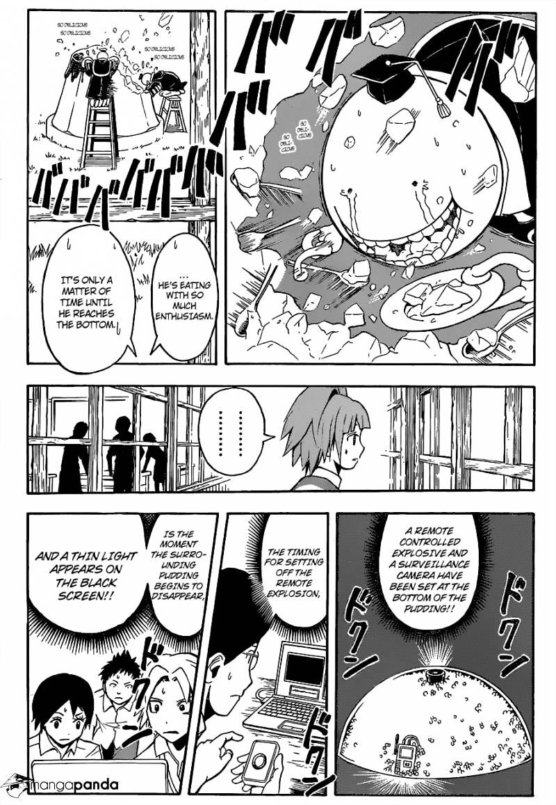 Ansatsu Kyoushitsu Chapter 80  Online Free Manga Read Image 15