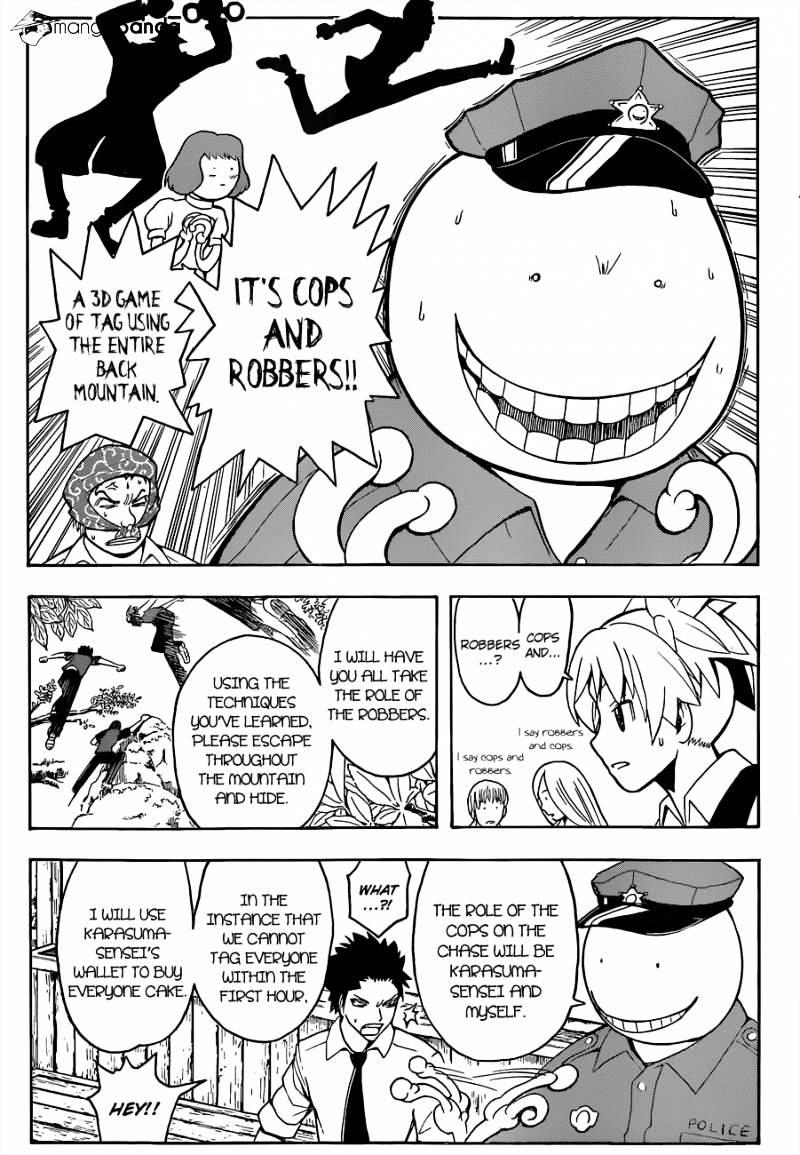 Ansatsu Kyoushitsu Chapter 81  Online Free Manga Read Image 10
