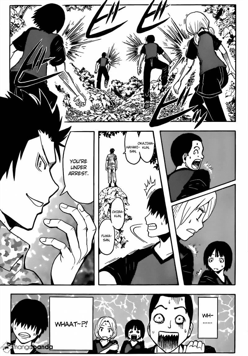 Ansatsu Kyoushitsu Chapter 81  Online Free Manga Read Image 16