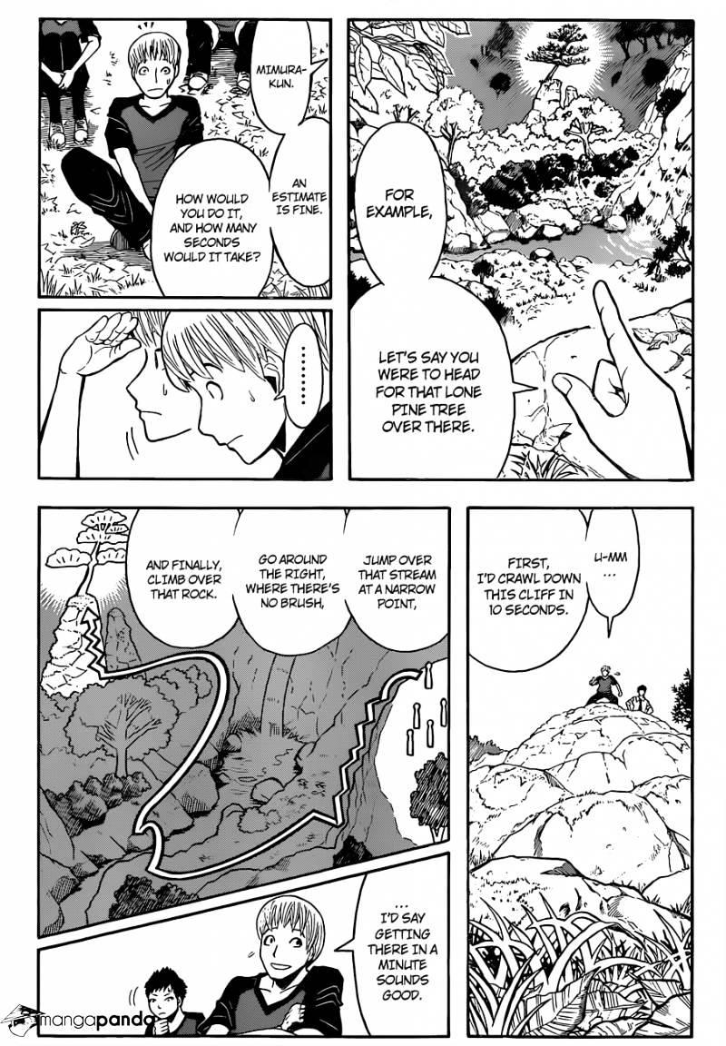 Ansatsu Kyoushitsu Chapter 81  Online Free Manga Read Image 3
