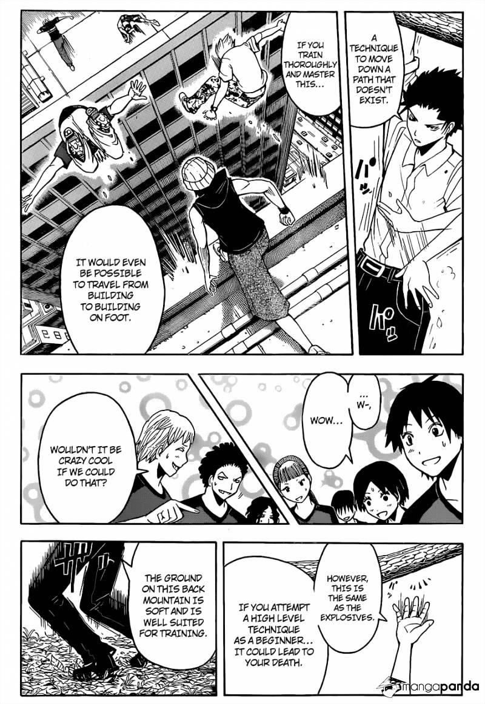 Ansatsu Kyoushitsu Chapter 81  Online Free Manga Read Image 7