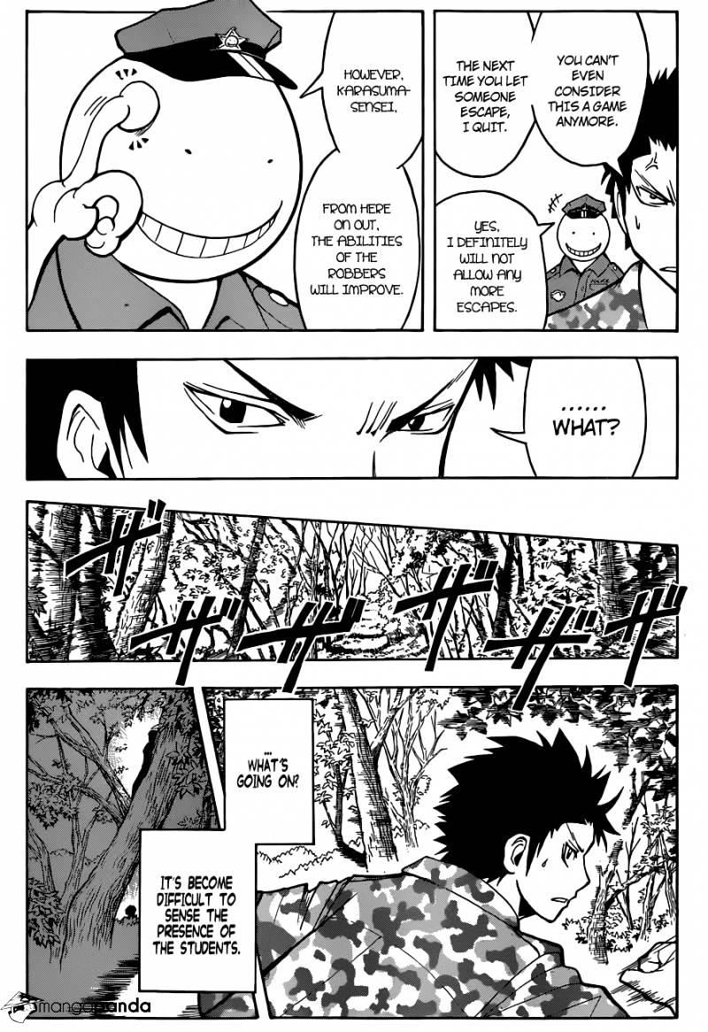 Ansatsu Kyoushitsu Chapter 82  Online Free Manga Read Image 11