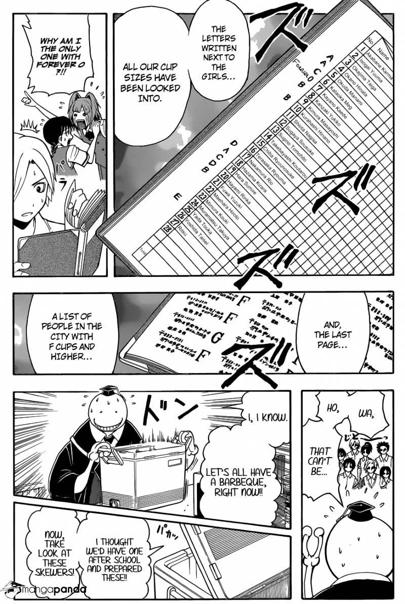 Ansatsu Kyoushitsu Chapter 83  Online Free Manga Read Image 8