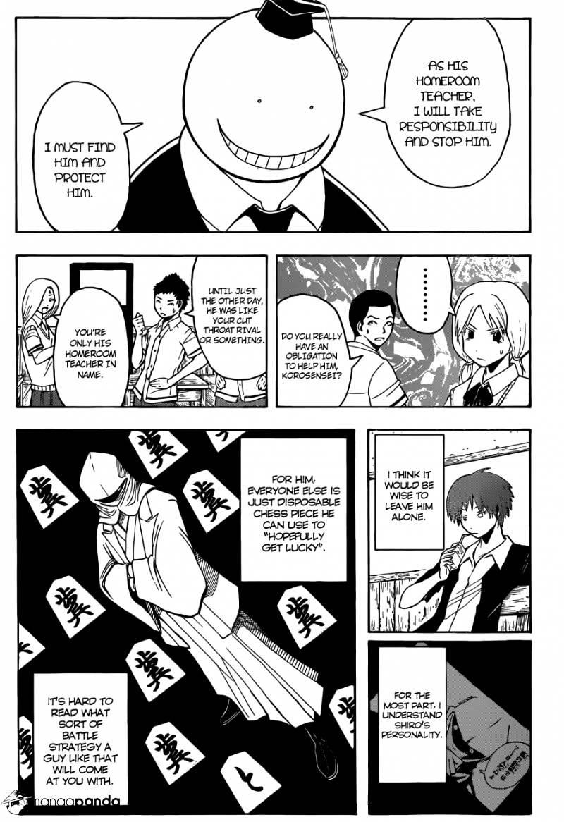 Ansatsu Kyoushitsu Chapter 85  Online Free Manga Read Image 10