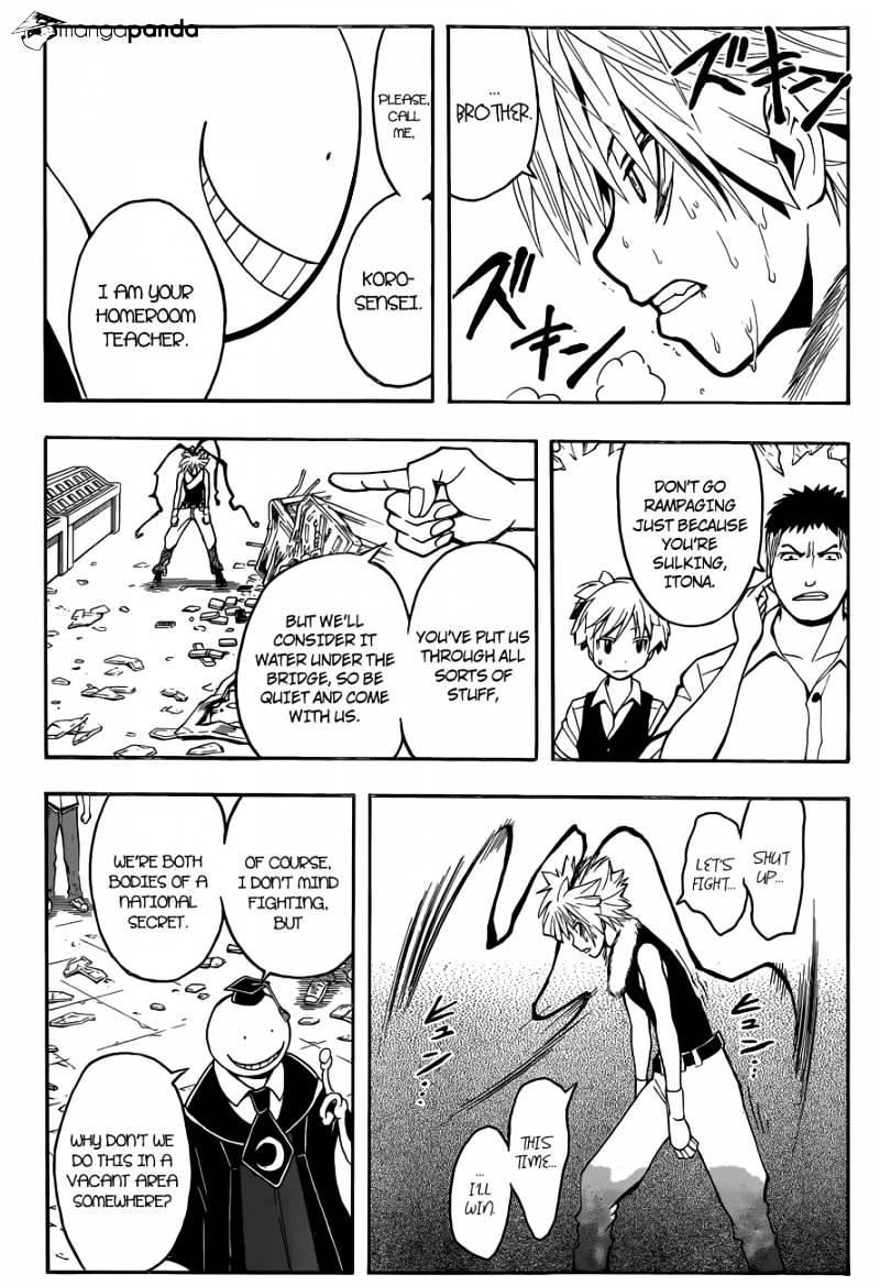 Ansatsu Kyoushitsu Chapter 85  Online Free Manga Read Image 15