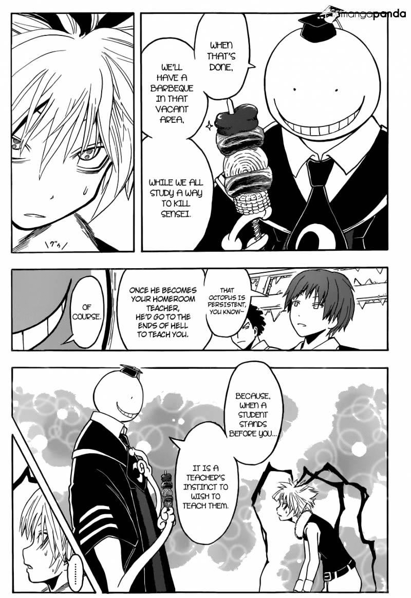 Ansatsu Kyoushitsu Chapter 85  Online Free Manga Read Image 16