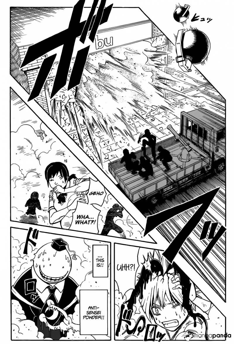 Ansatsu Kyoushitsu Chapter 85  Online Free Manga Read Image 17