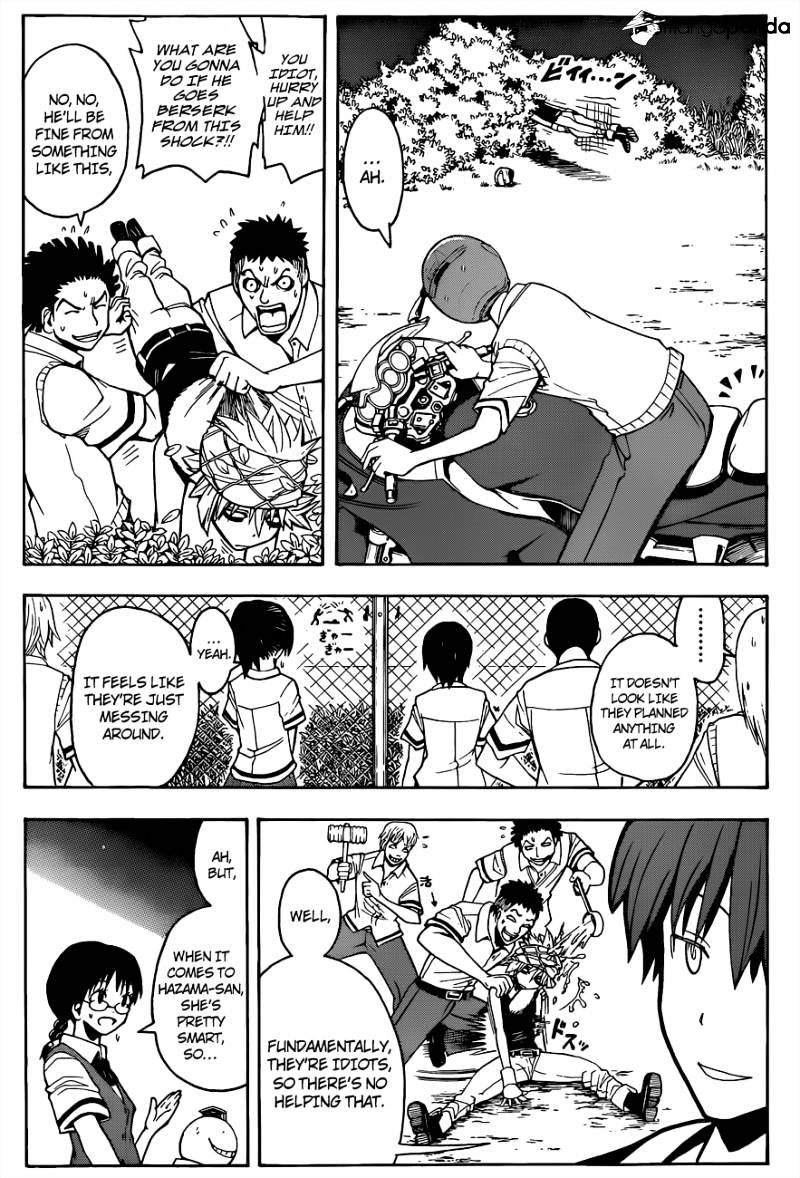Ansatsu Kyoushitsu Chapter 87  Online Free Manga Read Image 10