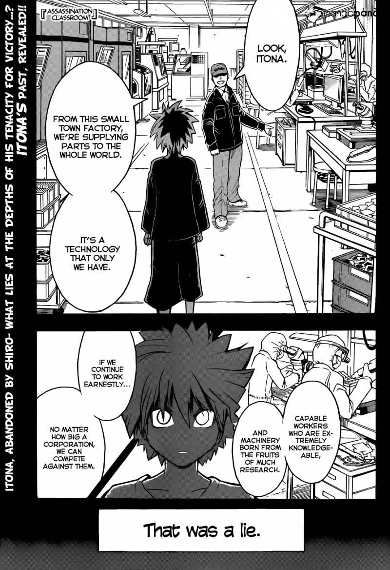 Ansatsu Kyoushitsu Chapter 87  Online Free Manga Read Image 3