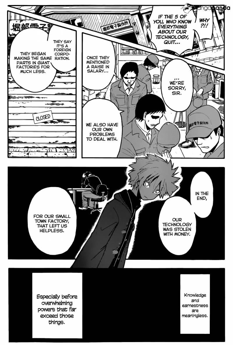 Ansatsu Kyoushitsu Chapter 87  Online Free Manga Read Image 4