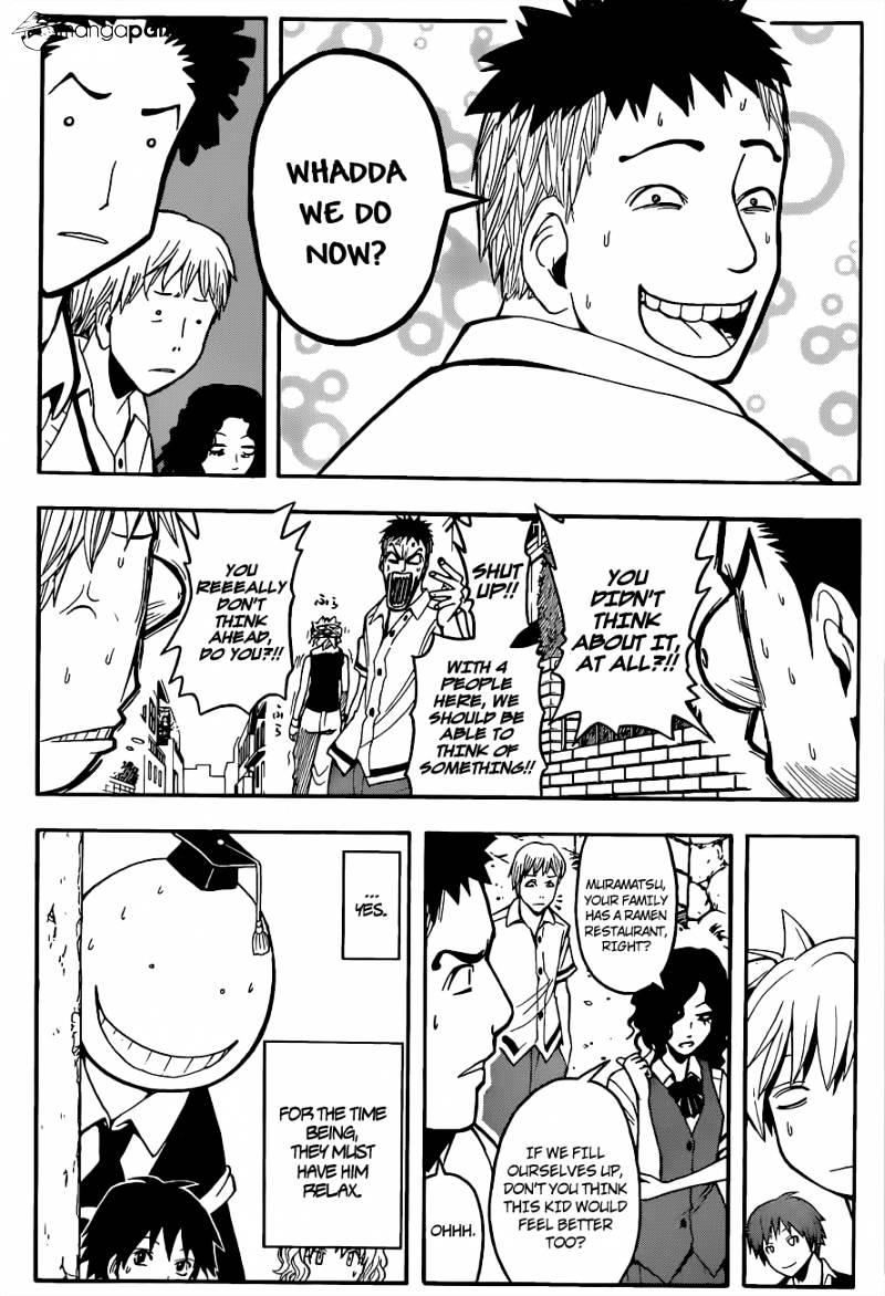Ansatsu Kyoushitsu Chapter 87  Online Free Manga Read Image 6
