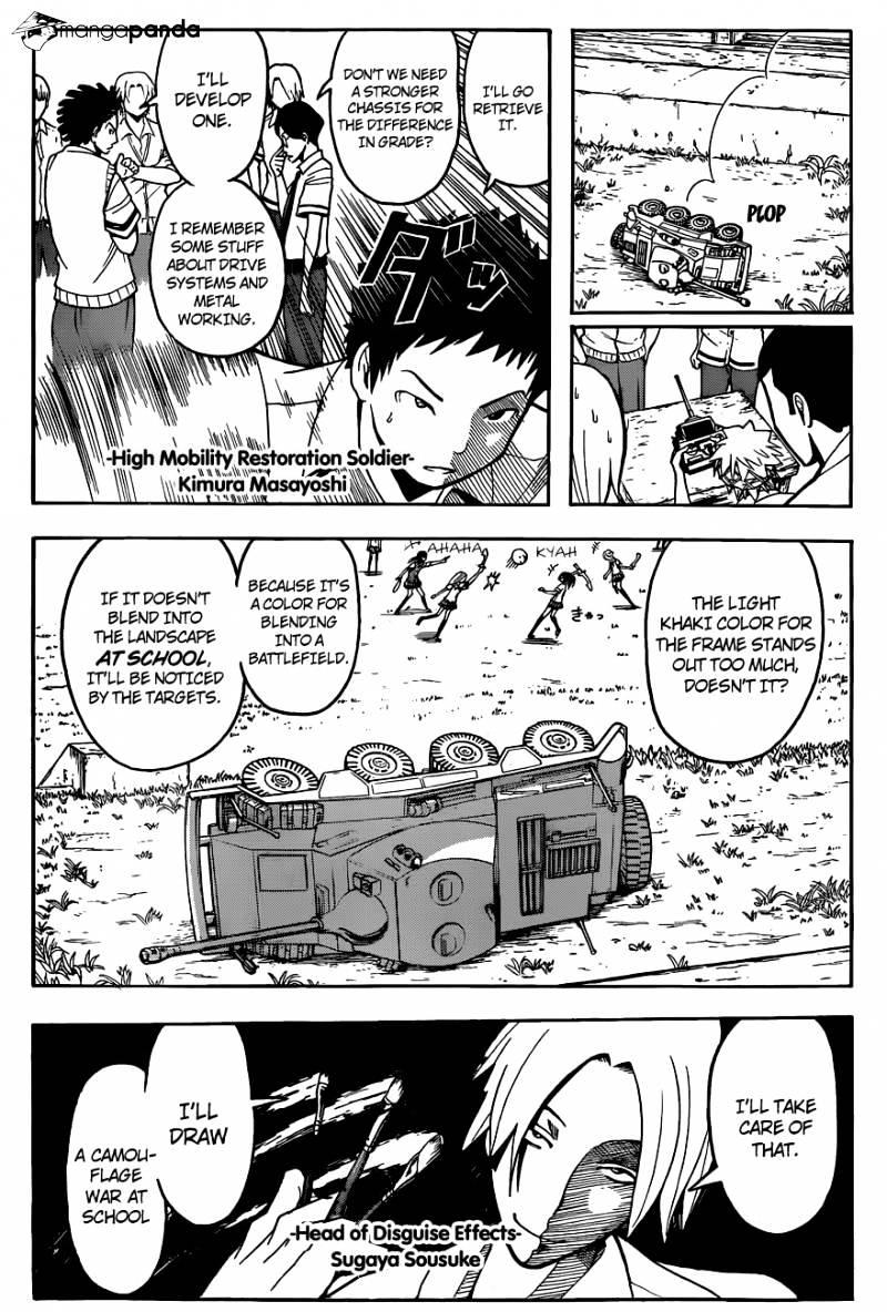 Ansatsu Kyoushitsu Chapter 88  Online Free Manga Read Image 12