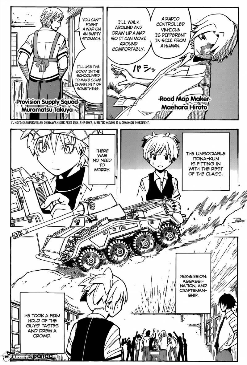 Ansatsu Kyoushitsu Chapter 88  Online Free Manga Read Image 13