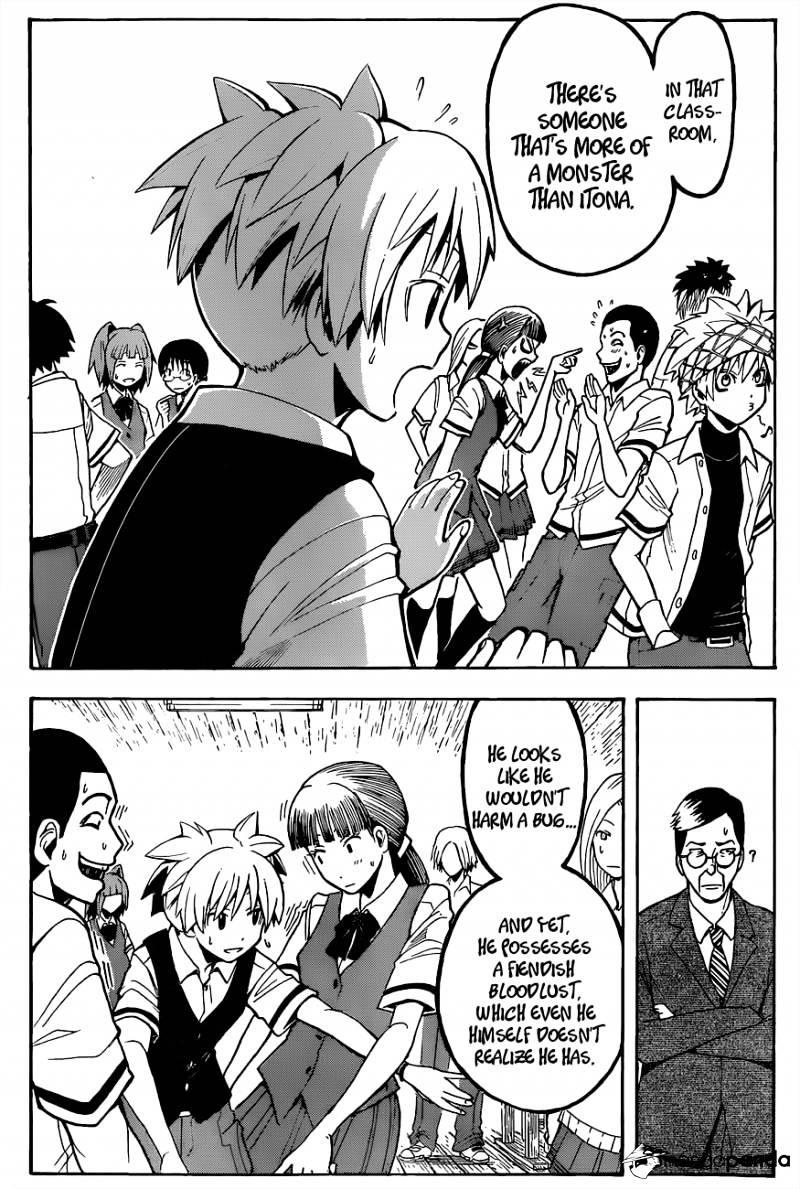 Ansatsu Kyoushitsu Chapter 88  Online Free Manga Read Image 19