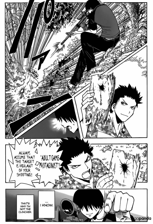 Ansatsu Kyoushitsu Chapter 89  Online Free Manga Read Image 14