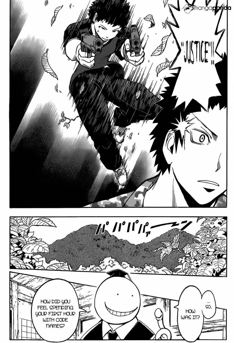 Ansatsu Kyoushitsu Chapter 89  Online Free Manga Read Image 15