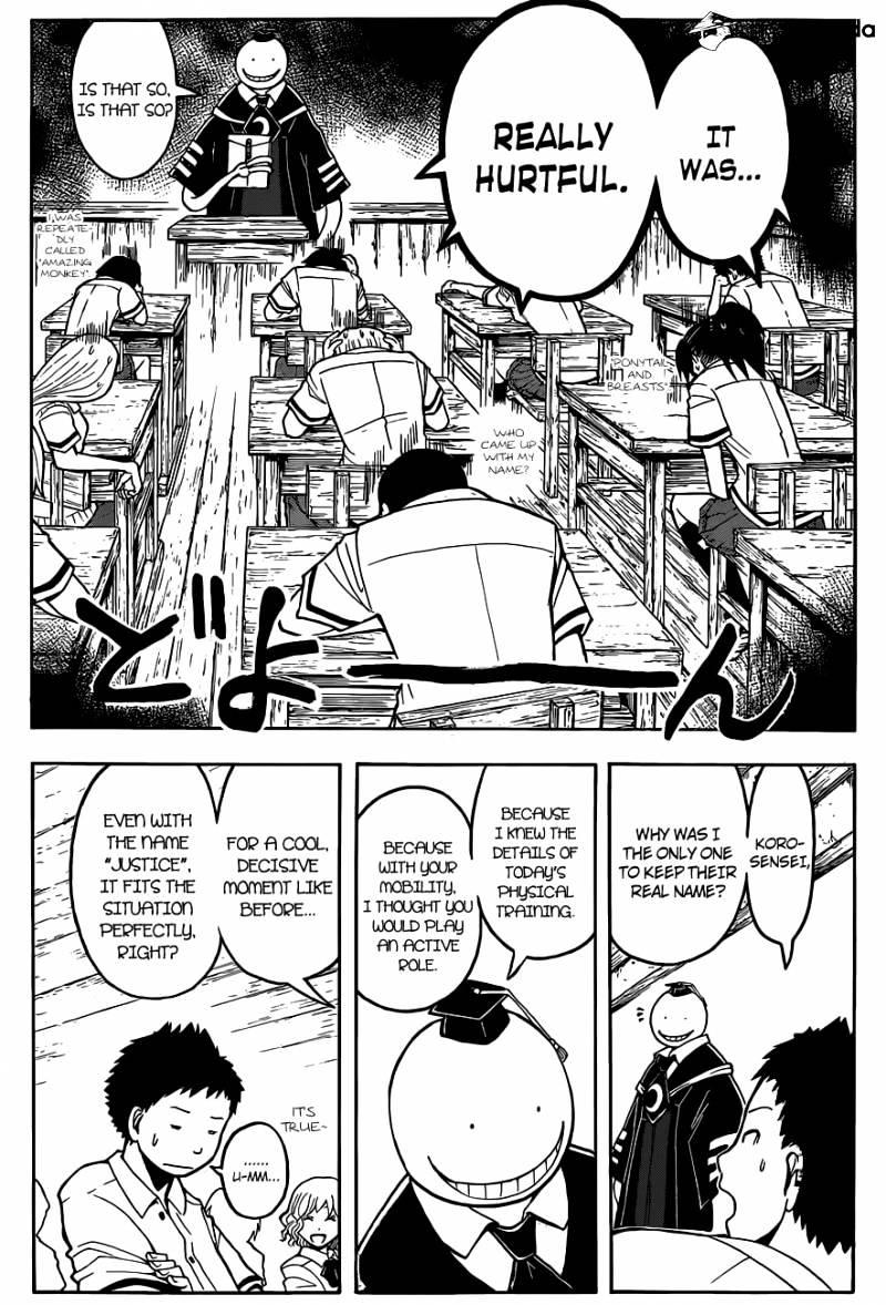 Ansatsu Kyoushitsu Chapter 89  Online Free Manga Read Image 16