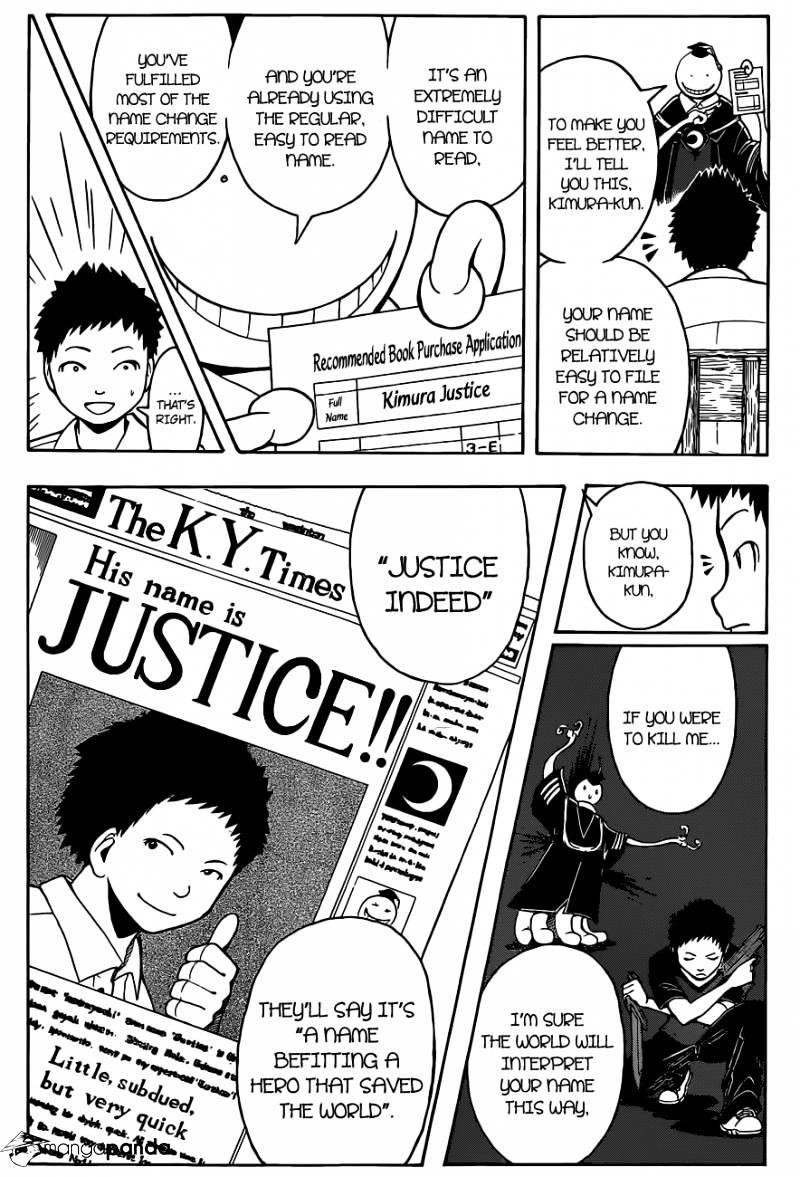 Ansatsu Kyoushitsu Chapter 89  Online Free Manga Read Image 17