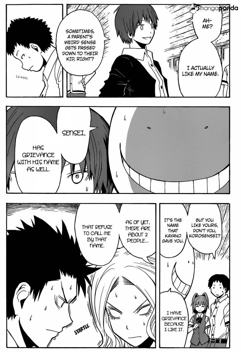 Ansatsu Kyoushitsu Chapter 89  Online Free Manga Read Image 6