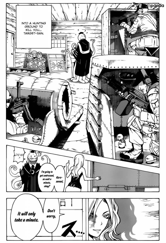 Ansatsu Kyoushitsu Chapter 9  Online Free Manga Read Image 10