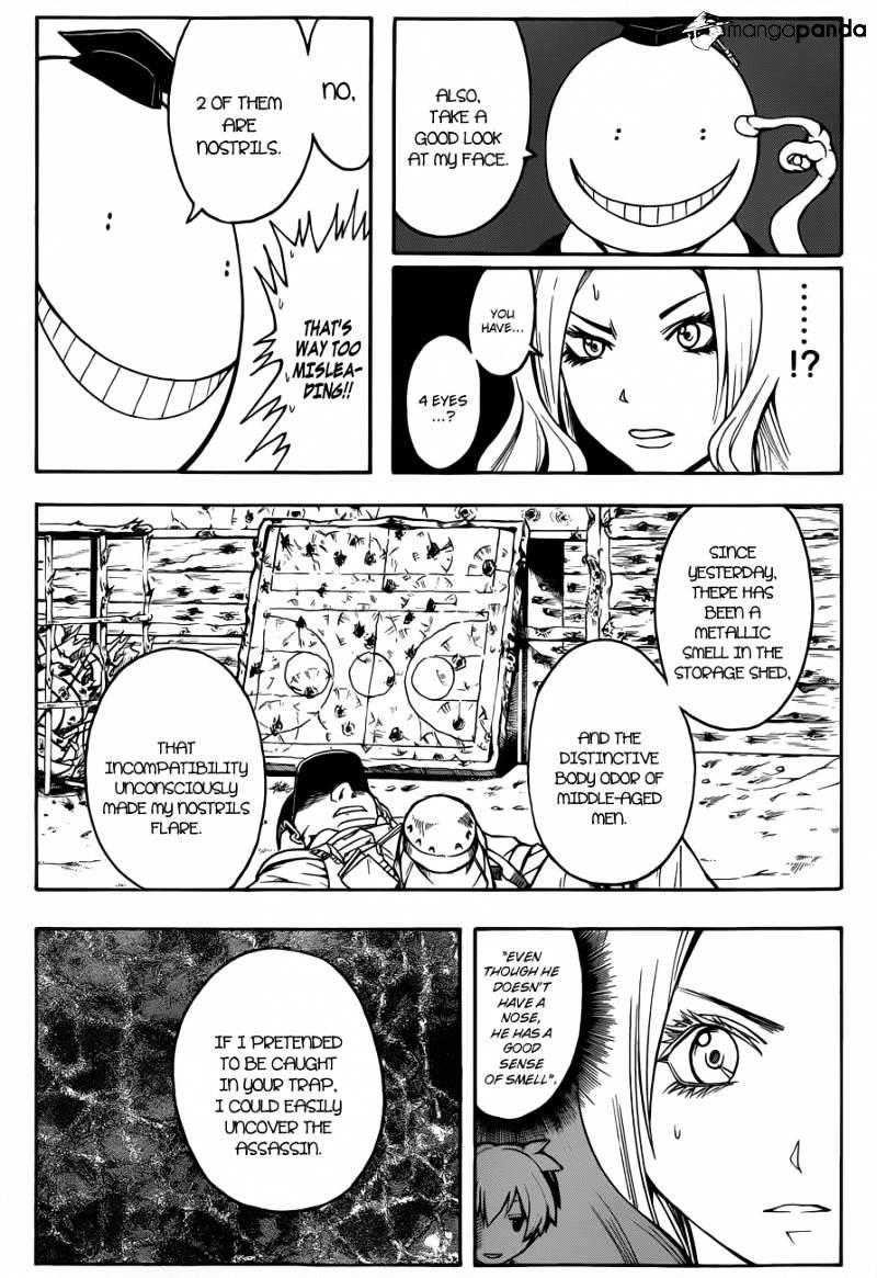 Ansatsu Kyoushitsu Chapter 9  Online Free Manga Read Image 15