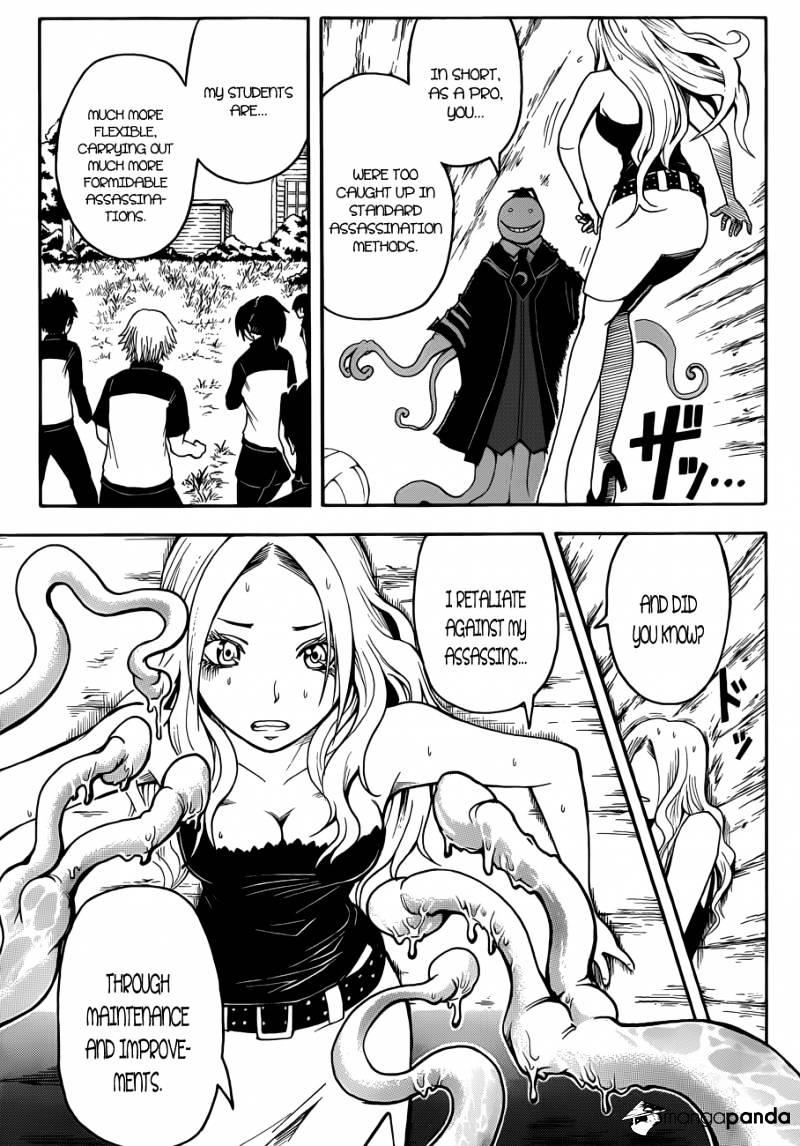 Ansatsu Kyoushitsu Chapter 9  Online Free Manga Read Image 16