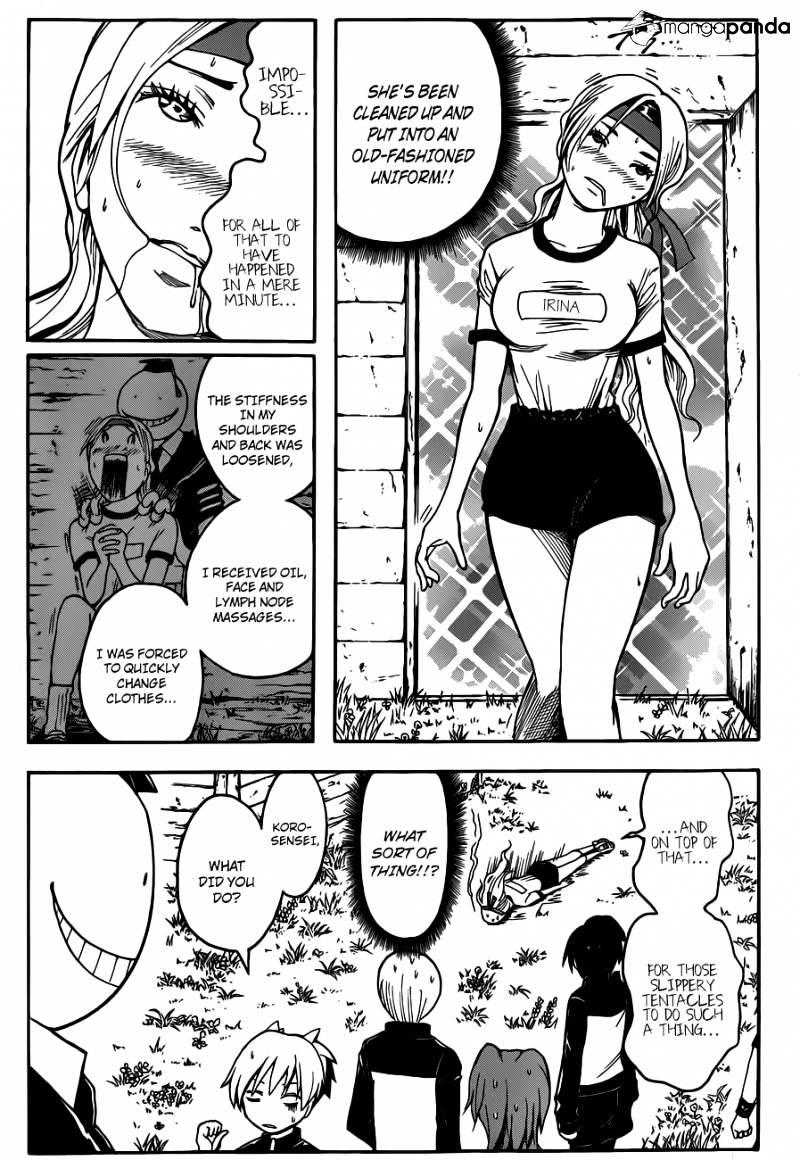 Ansatsu Kyoushitsu Chapter 9  Online Free Manga Read Image 19