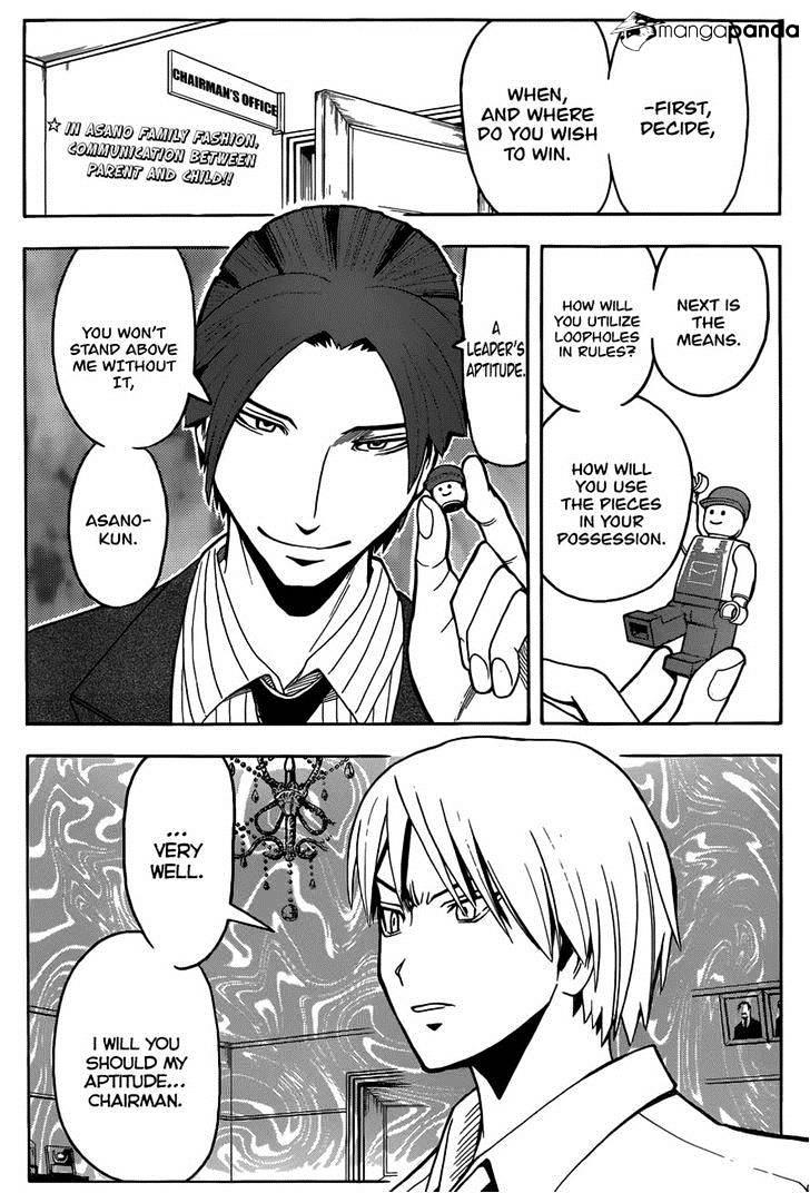 Ansatsu Kyoushitsu Chapter 90  Online Free Manga Read Image 1