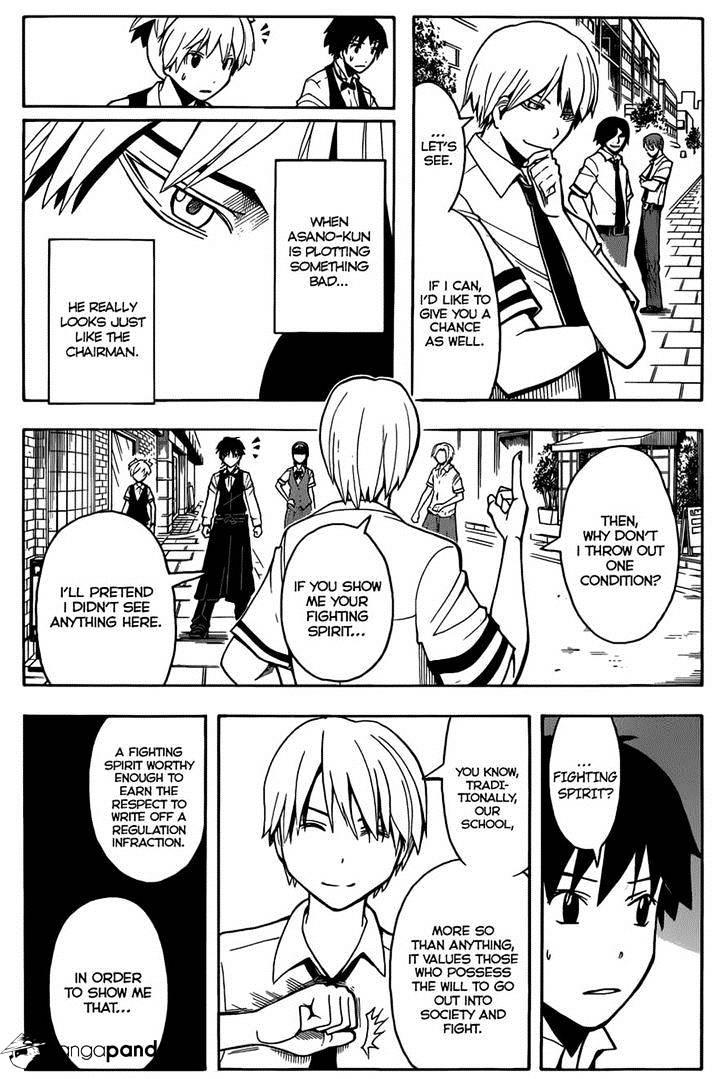Ansatsu Kyoushitsu Chapter 90  Online Free Manga Read Image 12