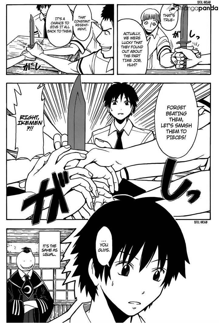 Ansatsu Kyoushitsu Chapter 90  Online Free Manga Read Image 16