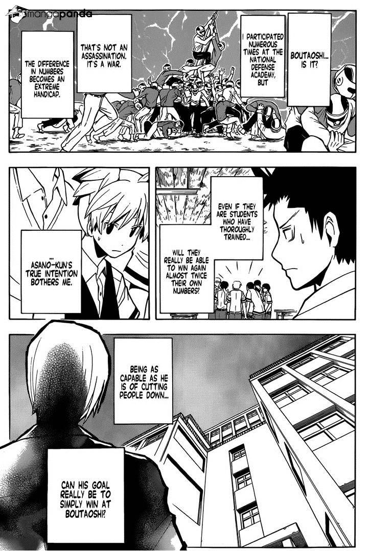 Ansatsu Kyoushitsu Chapter 90  Online Free Manga Read Image 18