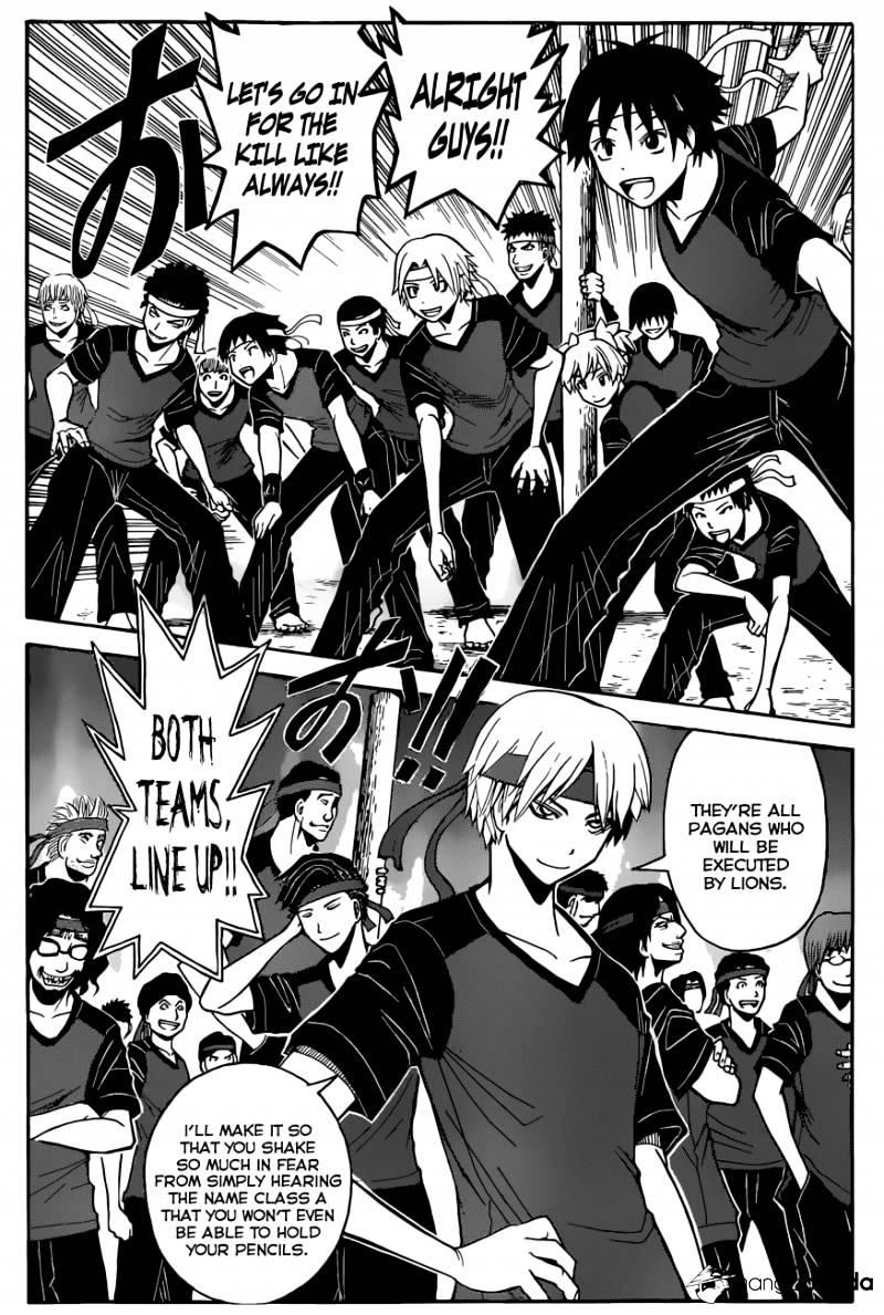 Ansatsu Kyoushitsu Chapter 91  Online Free Manga Read Image 17