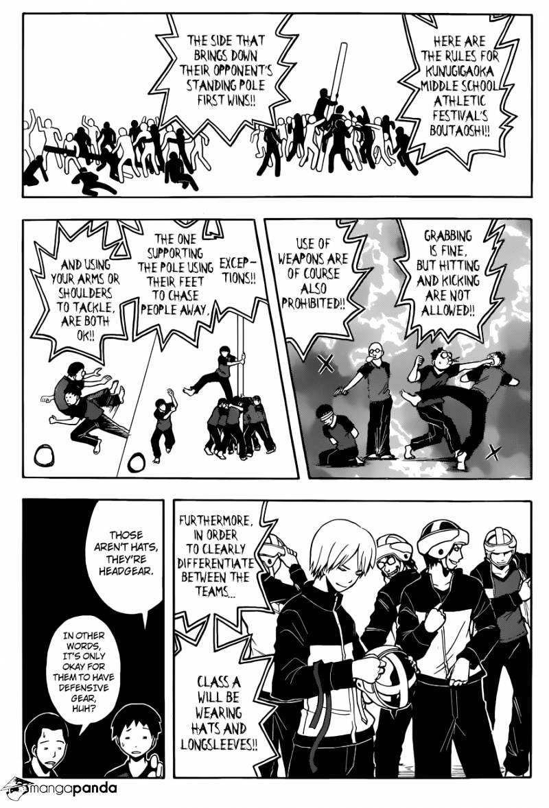 Ansatsu Kyoushitsu Chapter 91  Online Free Manga Read Image 18