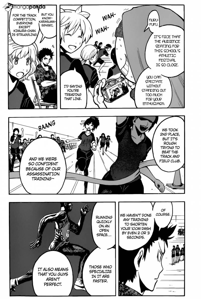 Ansatsu Kyoushitsu Chapter 91  Online Free Manga Read Image 3