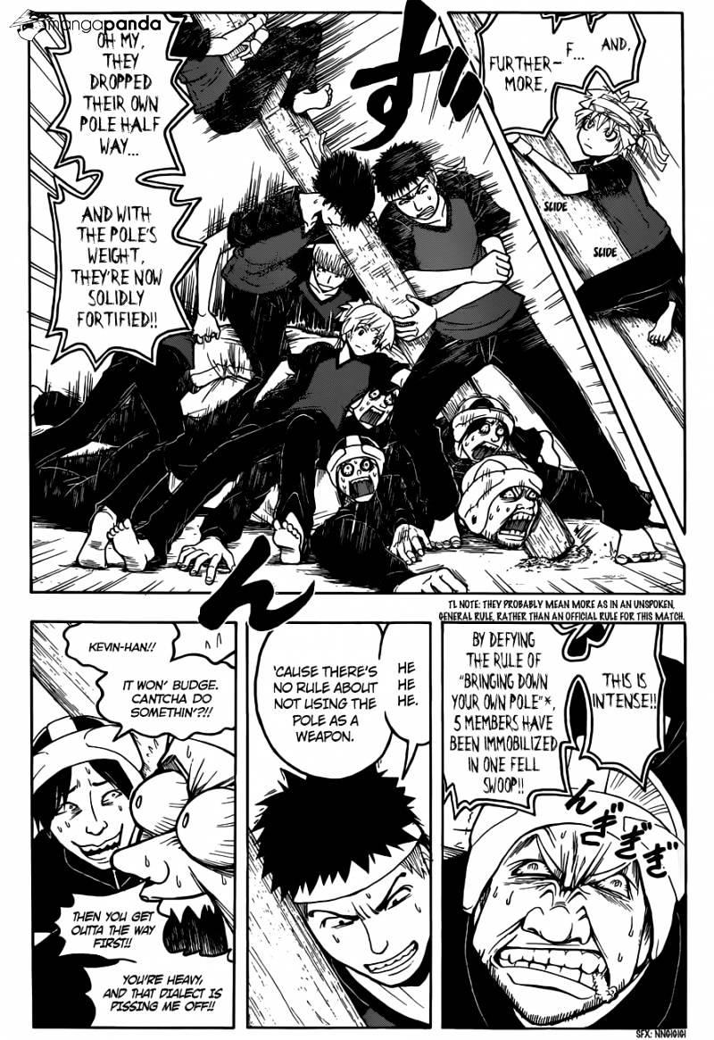 Ansatsu Kyoushitsu Chapter 92  Online Free Manga Read Image 10