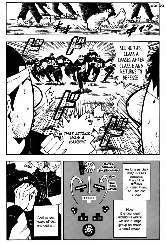 Ansatsu Kyoushitsu Chapter 92  Online Free Manga Read Image 13