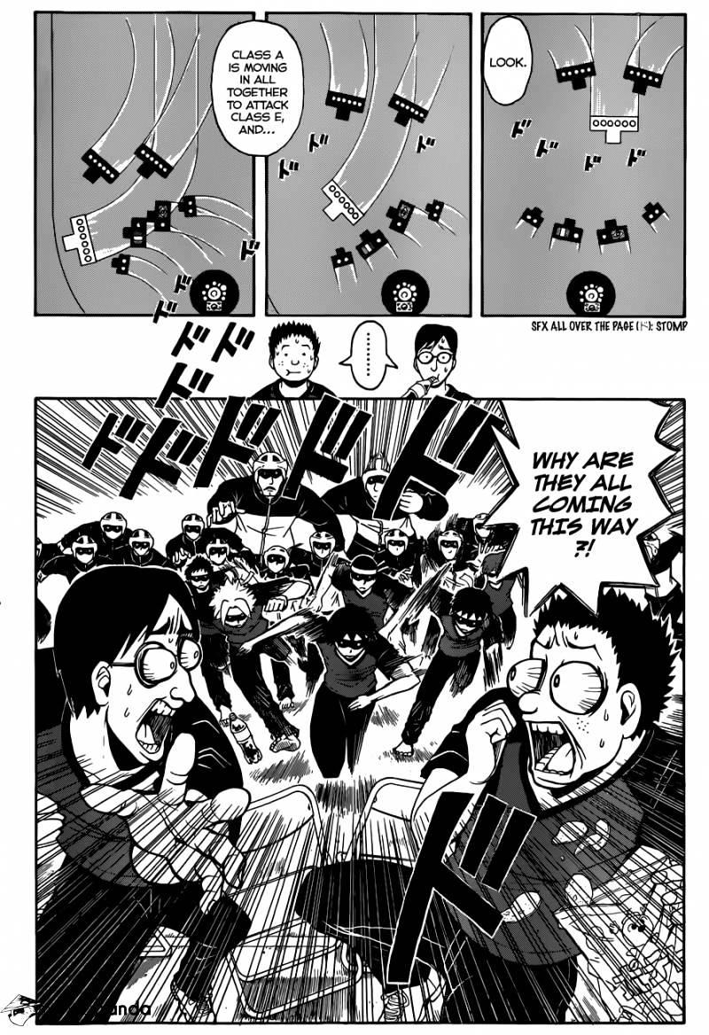 Ansatsu Kyoushitsu Chapter 92  Online Free Manga Read Image 17