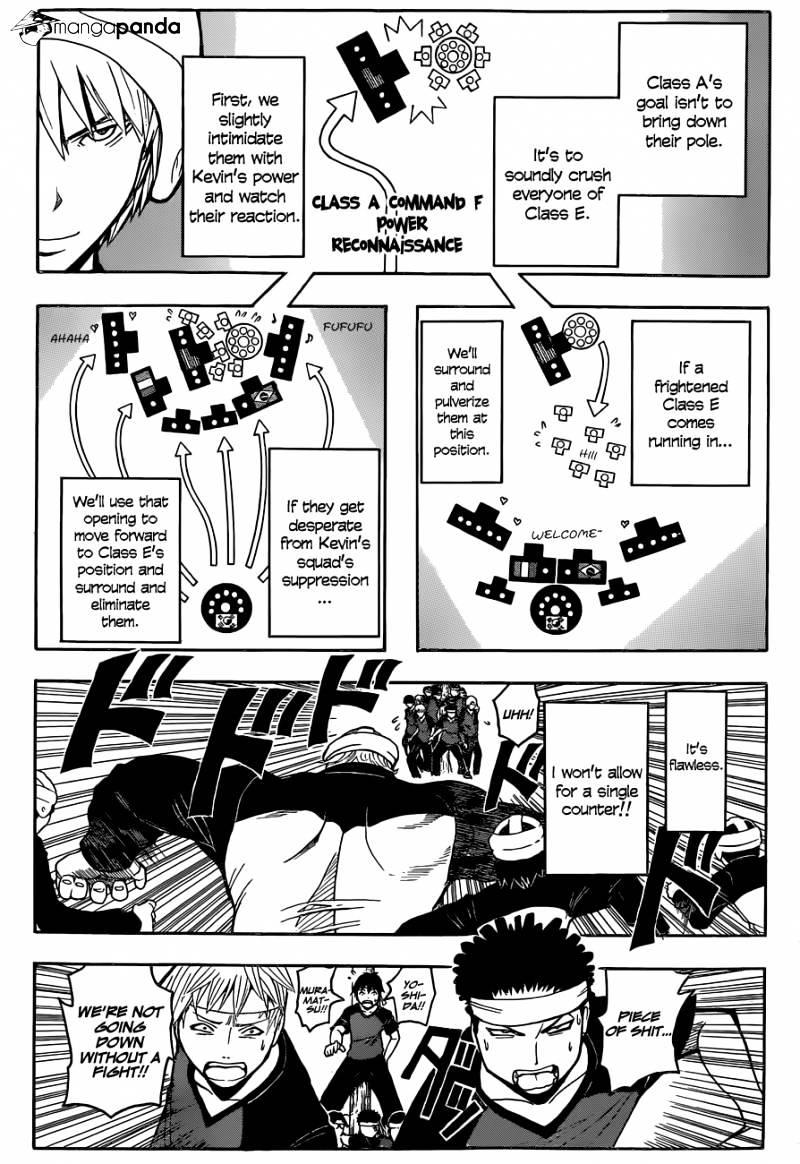 Ansatsu Kyoushitsu Chapter 92  Online Free Manga Read Image 4