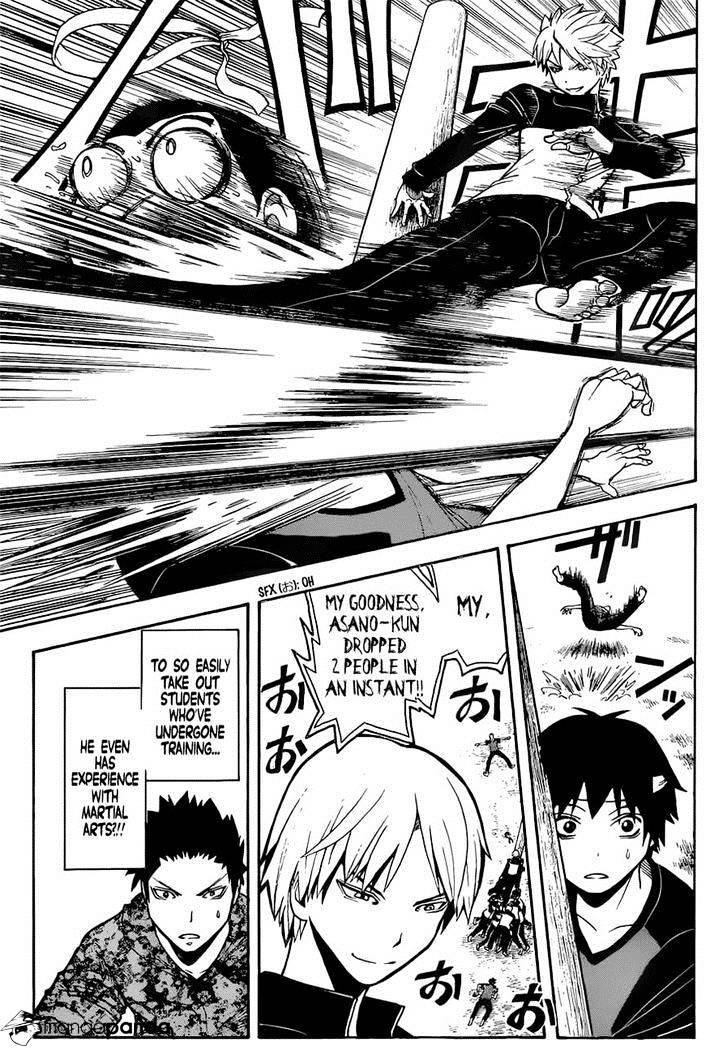 Ansatsu Kyoushitsu Chapter 93  Online Free Manga Read Image 13