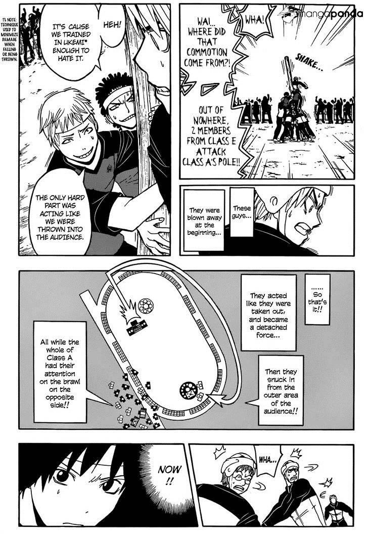 Ansatsu Kyoushitsu Chapter 93  Online Free Manga Read Image 7