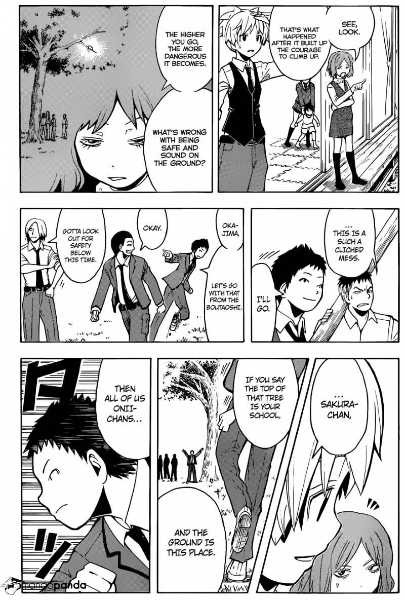 Ansatsu Kyoushitsu Chapter 96  Online Free Manga Read Image 16