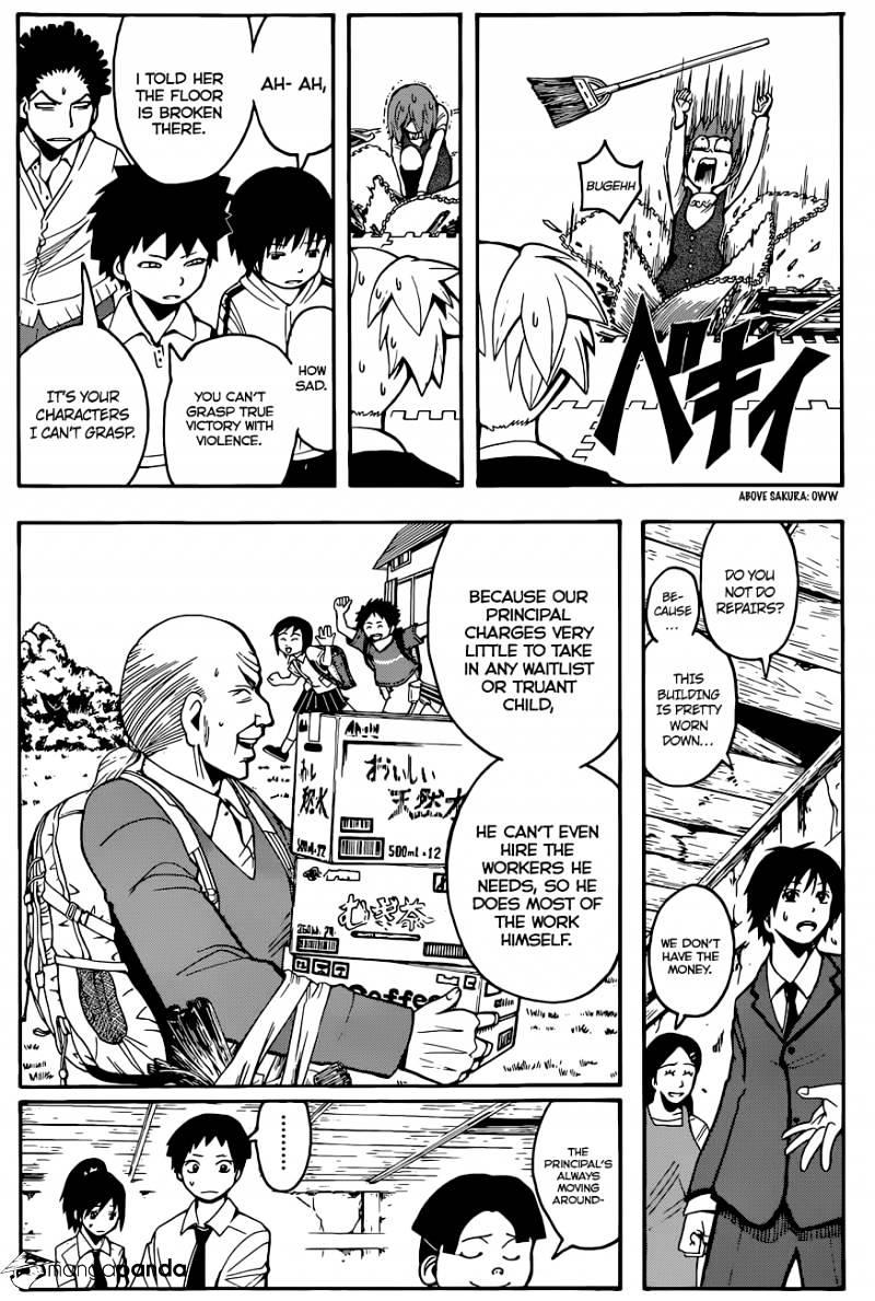 Ansatsu Kyoushitsu Chapter 96  Online Free Manga Read Image 9