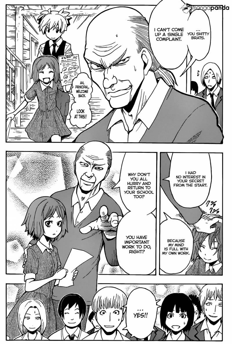 Ansatsu Kyoushitsu Chapter 97  Online Free Manga Read Image 12