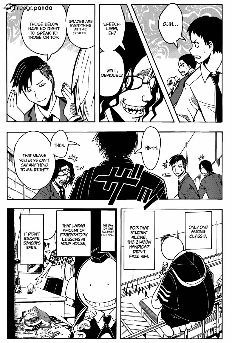 Ansatsu Kyoushitsu Chapter 97  Online Free Manga Read Image 15