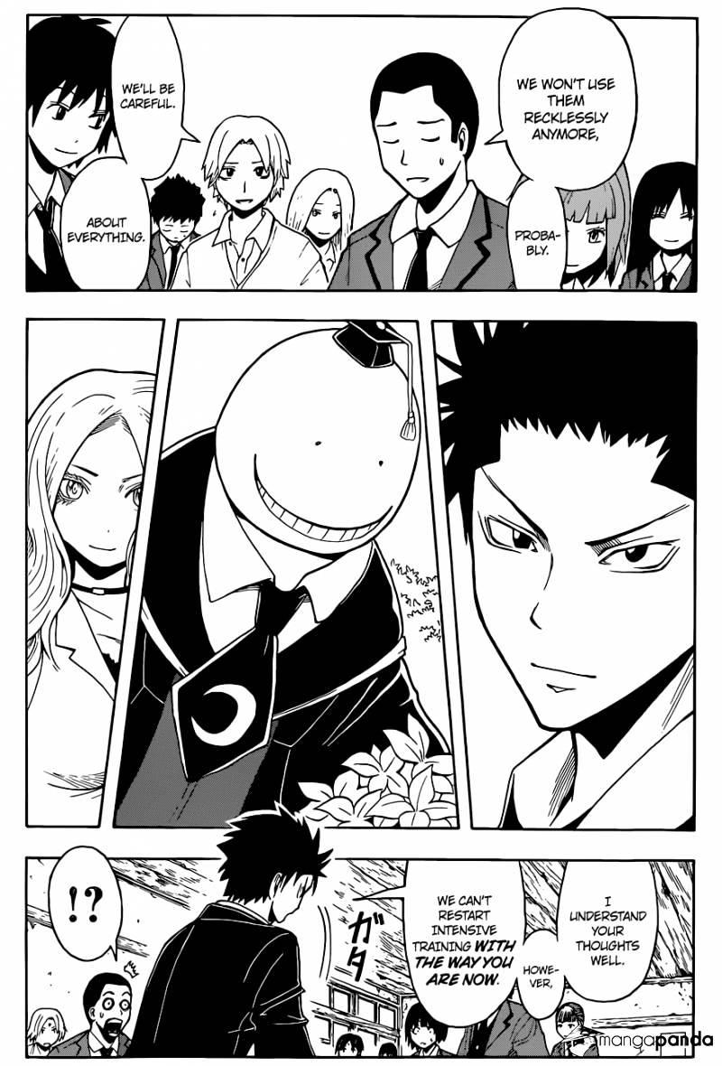 Ansatsu Kyoushitsu Chapter 97  Online Free Manga Read Image 21