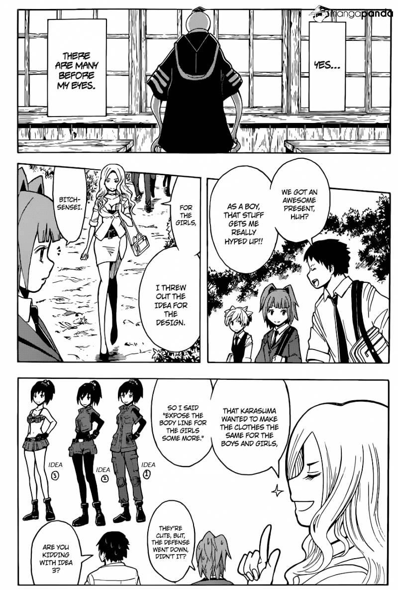 Ansatsu Kyoushitsu Chapter 98  Online Free Manga Read Image 12
