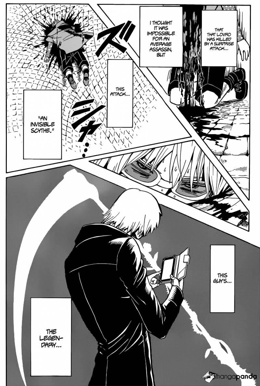 Ansatsu Kyoushitsu Chapter 98  Online Free Manga Read Image 19