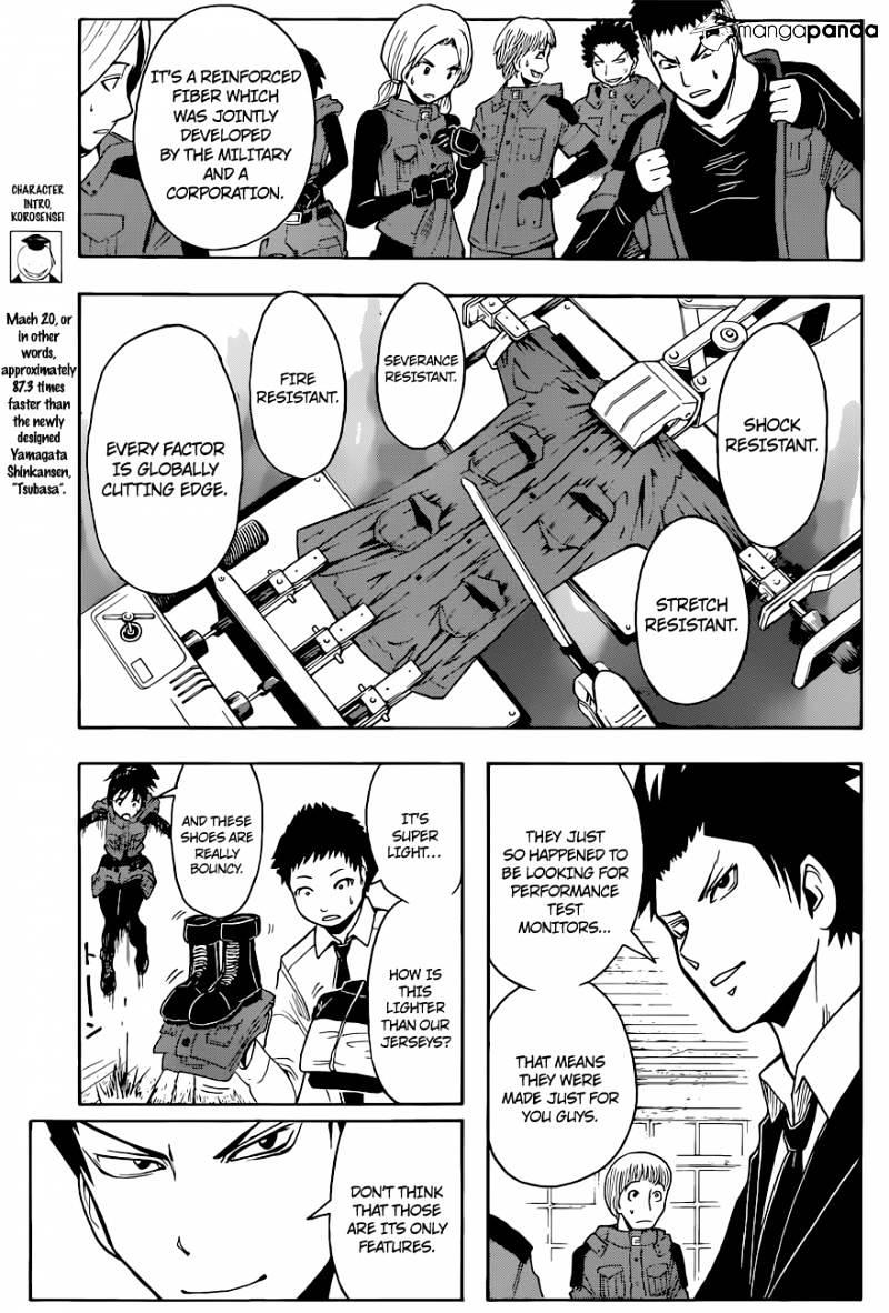 Ansatsu Kyoushitsu Chapter 98  Online Free Manga Read Image 4